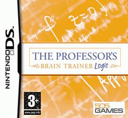 The Professor's Brain Trainer: Logic DSi and DS Lite