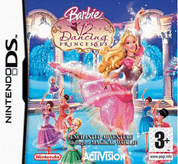 Barbie in the 12 Dancing Princesses DSi and DS Lite