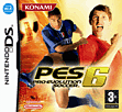 Pro Evolution Soccer 6 DSi and DS Lite