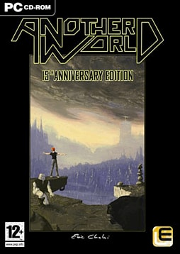 Another World - 15th Anniversary Edition PC Games and Downloads Cover Art