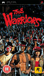 The Warriors PSP