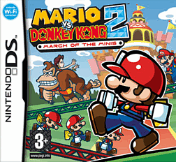 Mario vs. Donkey Kong 2: March of the Minis DSi and DS Lite