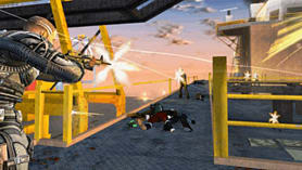 Crackdown screen shot 7