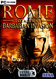 Rome: Total War - Barbarian Invasion Expansion PC Games and Downloads