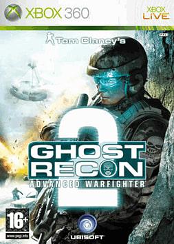 Tom Clancy's Ghost Recon Advanced Warfighter 2 Xbox 360