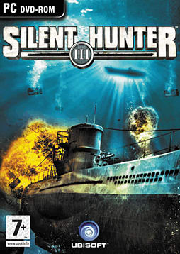 Silent Hunter 3 PC Games and Downloads Cover Art