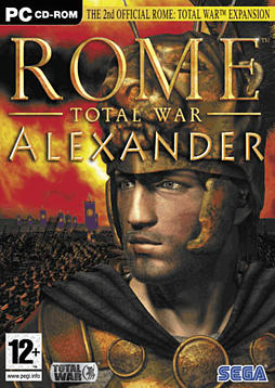 Alexander: Rome Add On PC Games and Downloads Cover Art