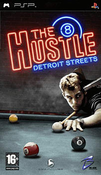 The Hustle: Detroit Streets PSP Cover Art
