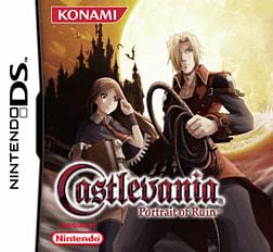 Castlevania: Portrait of Ruin DSi and DS Lite
