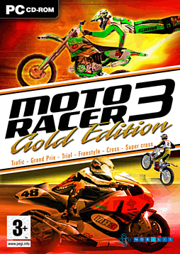 Moto Racer 3 - Gold Edition PC Games and Downloads Cover Art