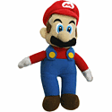 Mario Small Soft Toy Toys and Gadgets