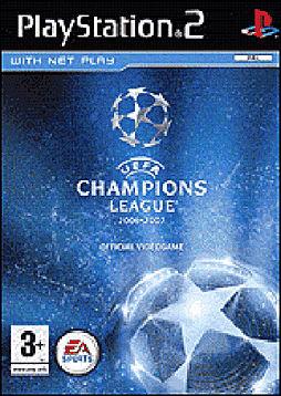 UEFA Champions League 2007 PlayStation 2
