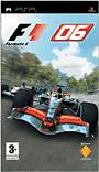 PSP Formula 1 2006 PSP