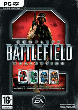 Battlefield 2: The Complete Collection PC Games and Downloads Cover Art
