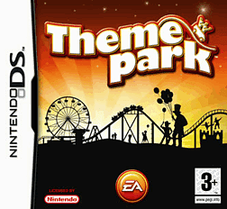 Theme Park DSi and DS Lite Cover Art