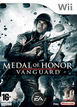 Medal of Honor: Vanguard Wii Cover Art