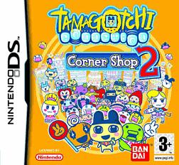 Tamagotchi Connection: Corner Shop 2 DSi and DS Lite