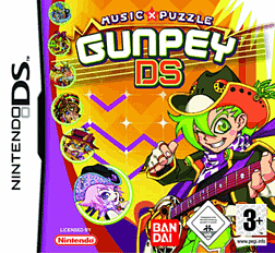 Gunpey DSi and DS Lite