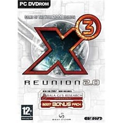 X3 Reunion 2.0: Game of the Year 2007 Edition Cool Stuff