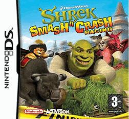 Shrek: Smash 'N' Crash DSi and DS Lite