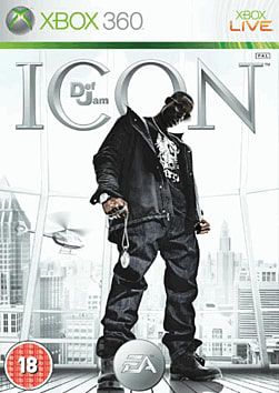 Def Jam: ICON Xbox 360 Cover Art