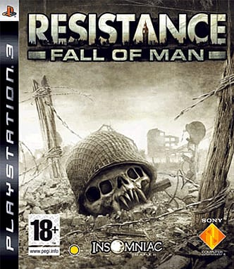 Alt-history alien invasion in Resistance on PS3