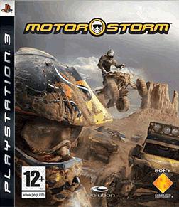 Motorstorm PlayStation 3