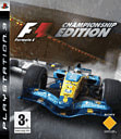 Formula One: Championship Edition PlayStation 3