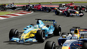 Formula One: Championship Edition screen shot 5