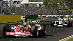 Formula One: Championship Edition screen shot 8