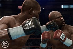 Fight Night Round 3 screen shot 1