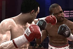 Fight Night Round 3 screen shot 3