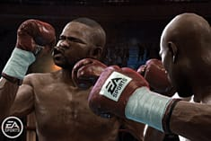 Fight Night Round 3 screen shot 5