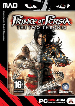 Prince of Persia: The Two Thrones PC Games and Downloads Cover Art