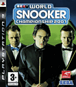 World Snooker Championship 2007 PlayStation 3