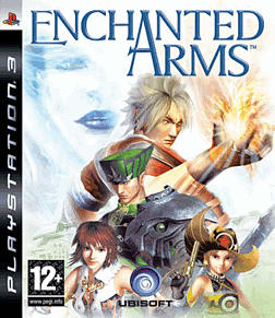 Enchanted Arms PlayStation 3 Cover Art