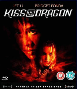Kiss of the Dragon (Blu-ray) Blu-ray