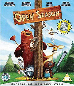 Open Season (Blu-ray) Blu-ray