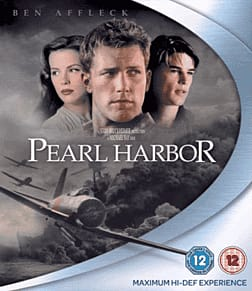 Pearl Harbour Blu-ray