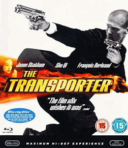 The Transporter (Blu-ray) Blu-ray