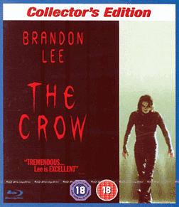The Crow Blu-ray