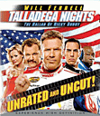 Talladega Nights: The Ballad of Ricky Bobby Blu-ray