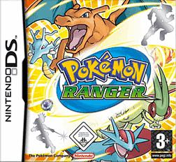 Pokemon Ranger DSi and DS Lite