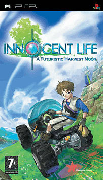 Harvest Moon - Innocent Life PSP Cover Art