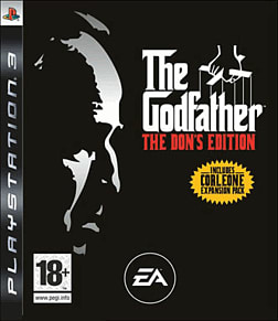 The Godfather: The Don's Edition PlayStation 3