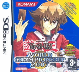 Yu-Gi-Oh! World Championships 2007 DSi and DS Lite Cover Art