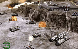 Command & Conquer 3: Tiberium Wars screen shot 1