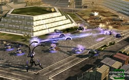 Command & Conquer 3: Tiberium Wars screen shot 2
