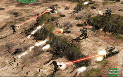 Command & Conquer 3: Tiberium Wars screen shot 3