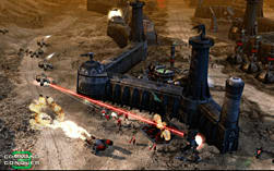 Command & Conquer 3: Tiberium Wars screen shot 4